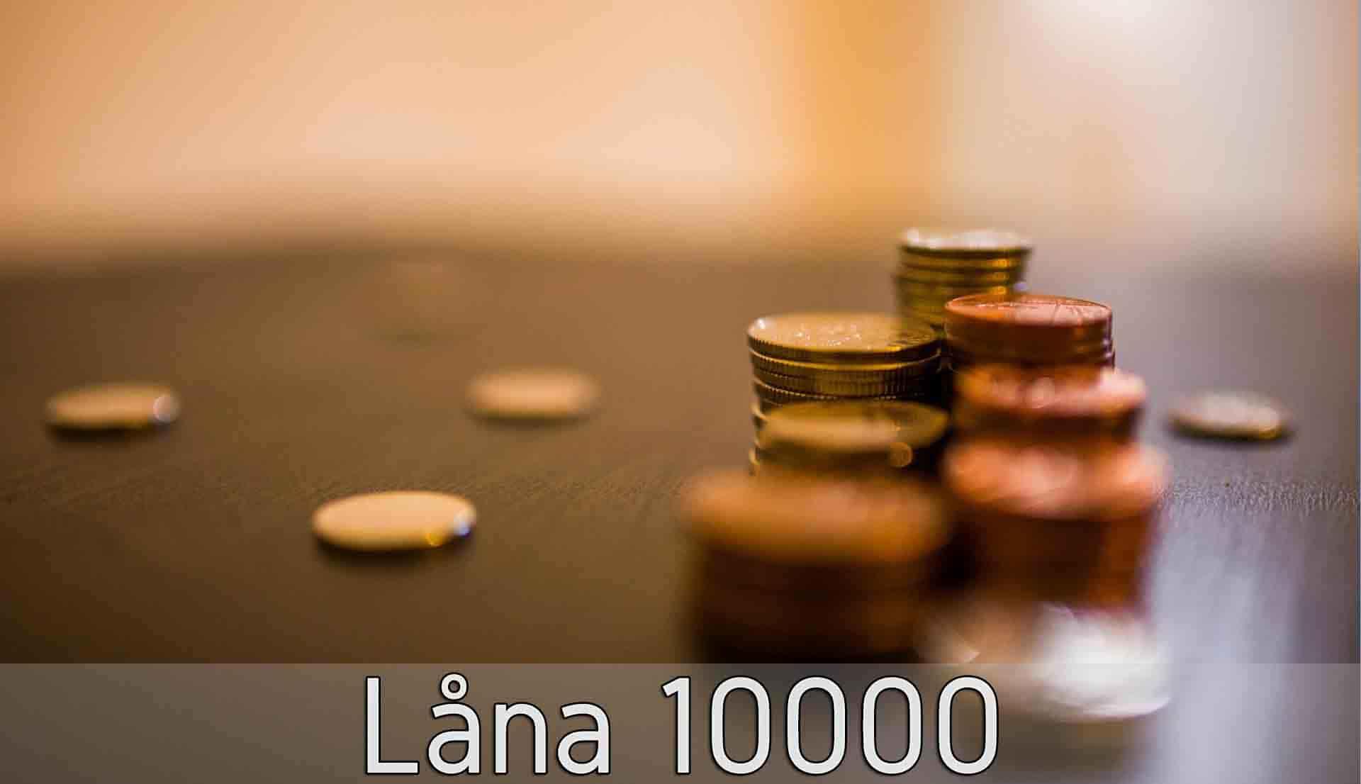 Låna 10000