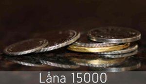 Låna 15000