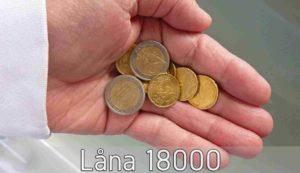 Låna 18000