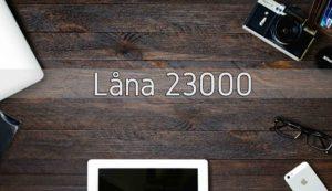 Låna 23000