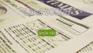 Låna 30000