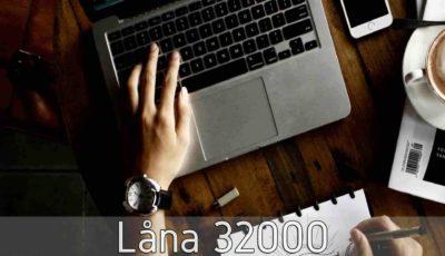 Låna 32000