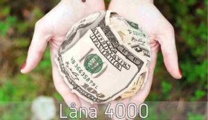 Låna 4000