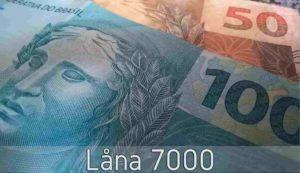 Låna 7000