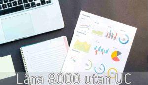 Låna 8000 utan UC
