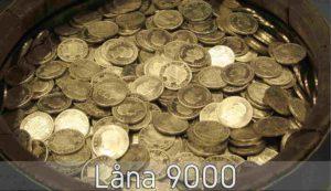 Låna 9000