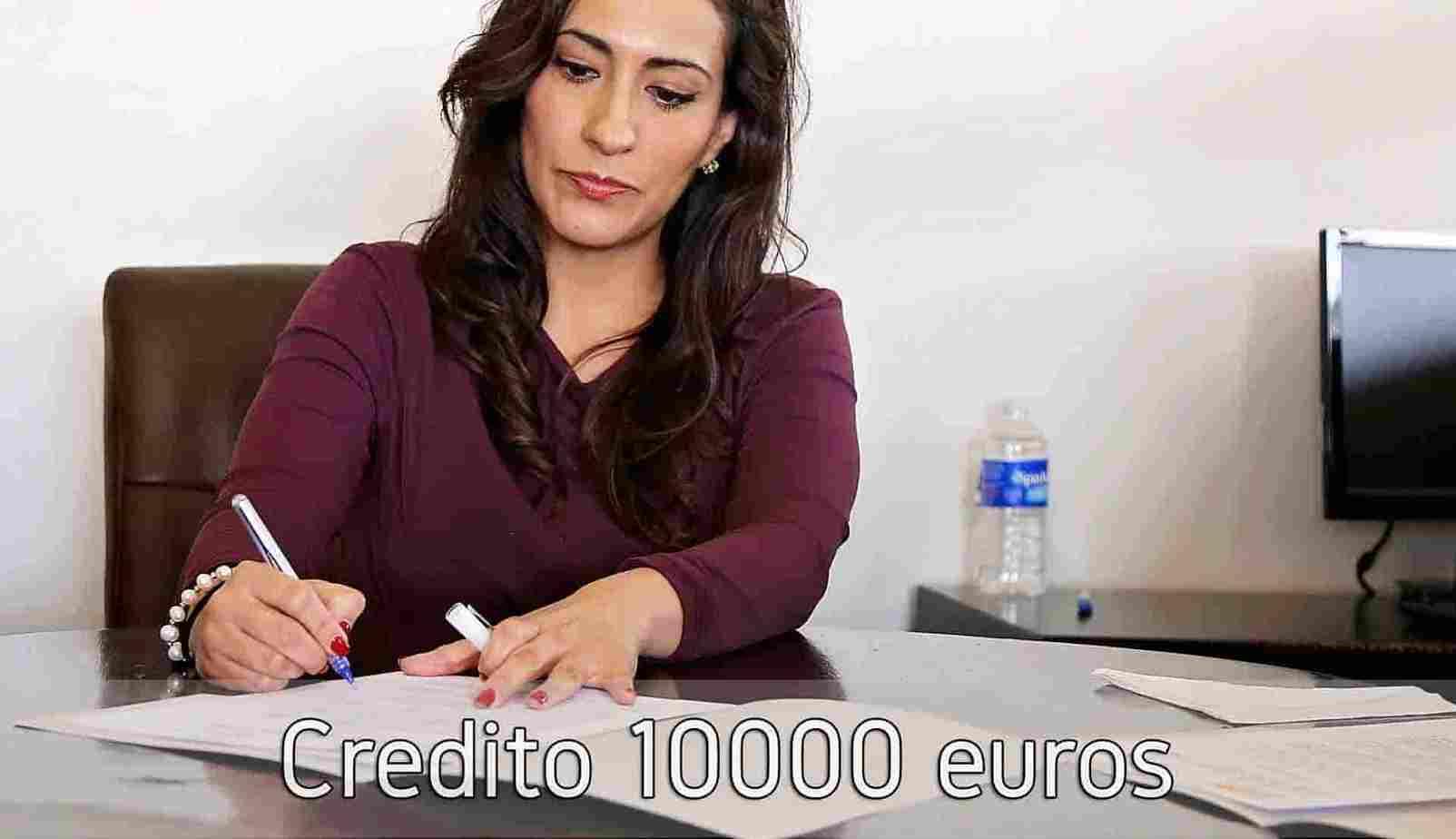 Credito 10000 euros