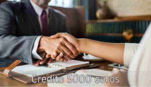 Credito 5000 euros