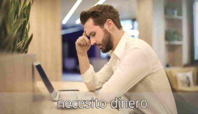 necesito dinero