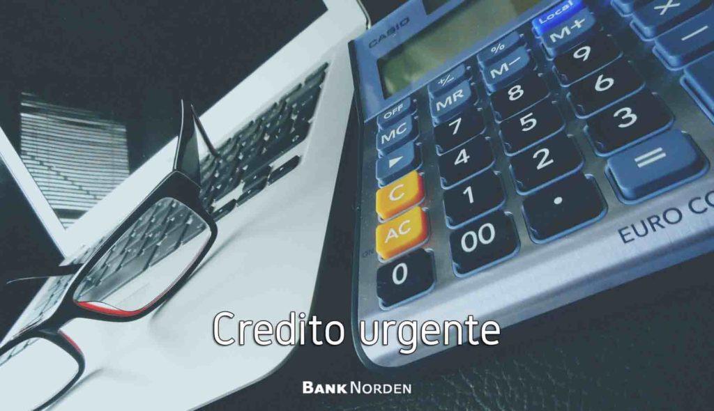 Credito urgente