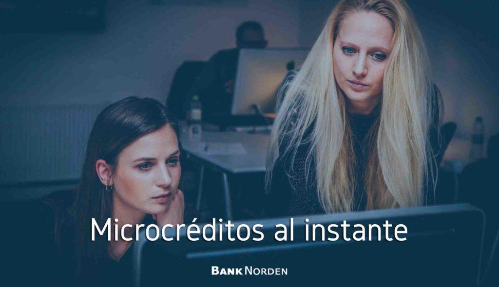 Microcréditos al instante