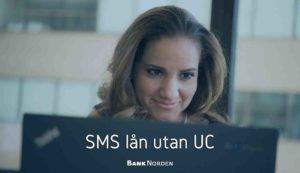 SMS lån utan UC