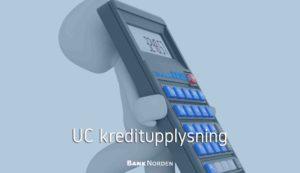 UC kreditupplysning