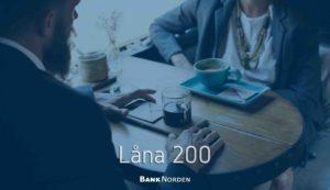 Låna 200