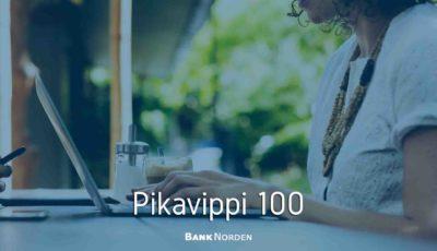 Pikavippi 100