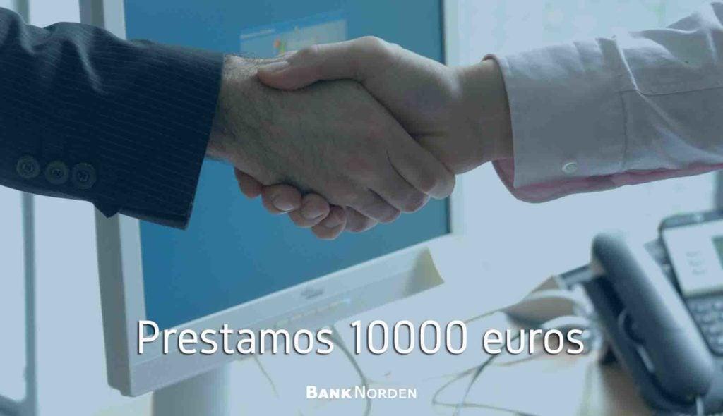 Prestamos 10000 euros