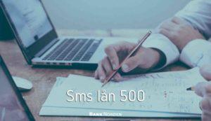 Sms lån 500