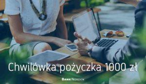 Chwilówka pożyczka 1000 zł