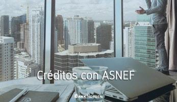Créditos con ASNEF