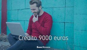 Credito 9000 euros