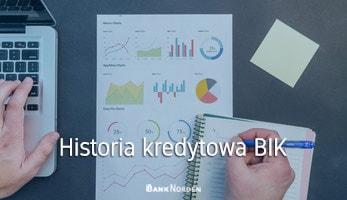 Historia kredytowa BIK