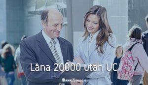 Låna 20000 utan UC