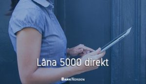 Låna 5000 direkt