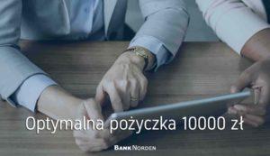 Optymalna pożyczka 10000 zł