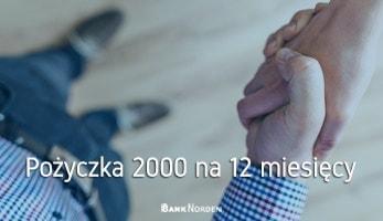 pożyczka 2000 na 12 miesięcy