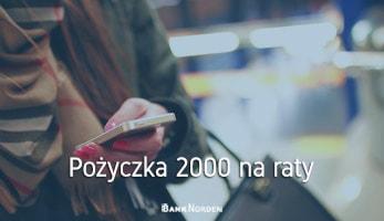 pożyczka 2000 zł za darmo