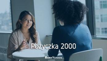 pożyczka 2000