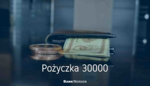 Pożyczka 30000