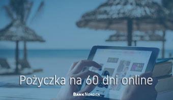 Pożyczka na 60 dni online