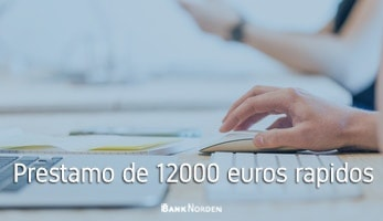 Prestamo de 12000 euros rapidos