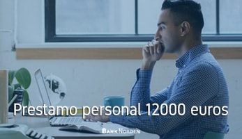 Prestamo personal 12000 euros