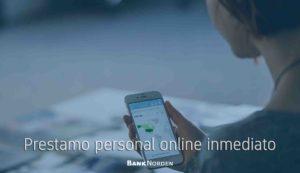 Prestamo personal online inmediato