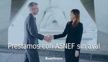 Prestamos con ASNEF sin aval