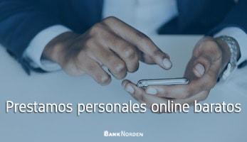 Prestamos personales online baratos