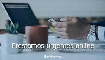 Prestamos urgentes online