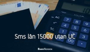 Sms lån 15000 utan UC