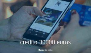 credito 30000 euros