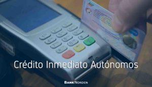 credito inmediato autonomos