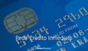 pedir credito inmediato