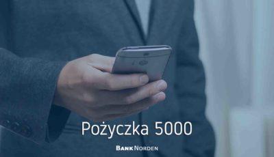 pożyczka 5000