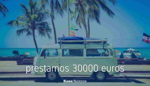 prestamos 30000 euros