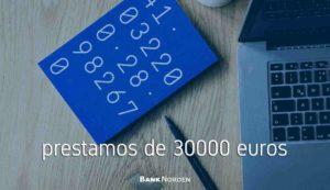 prestamos de 30000 euros