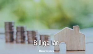 Billiga lån
