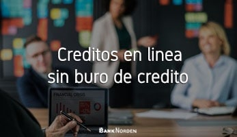 Creditos en linea sin buro de credito