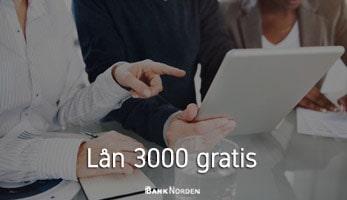 lån 3000 gratis