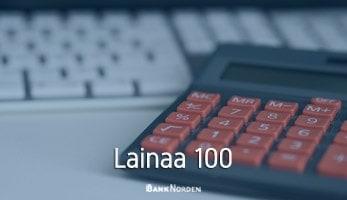 Lainaa 100